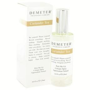 Demeter by Coriander Tea Cologne Spray for Women (4 oz)