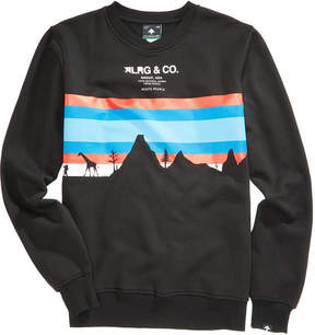 Lrg Men's Naturalists Graphic-Print Sweatshirt