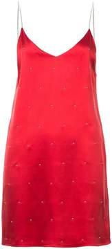 Amiri v-neck slip dress
