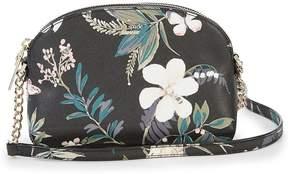 Kate Spade Cameron Street Botanical Hilli Mini Cross-Body Bag