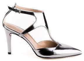 Formentini Perla Sofia Leather Ankle Strap Pump