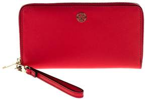 Tory Burch Parker Zip Continental Wallet - CHERRY APPLE - STYLE
