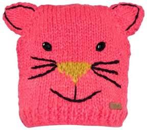 Barts Pink Cat Beanie