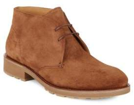 Vince Camuto Suede Leather Chukka Boots