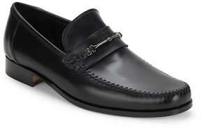 Bruno Magli Men's Pittore Nappa Leather Bit Loafers