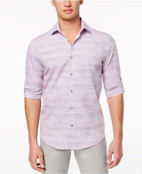 Alfani Men's Kent Textured Shirt, Created for Macy's
