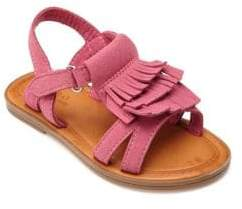 Ralph Lauren Baby's, Toddler's & Kid's Fringe Sandals