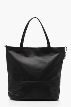 boohoo Base Detail Shopper Day Bag