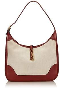 Hermes Pre-owned: Clemence Leather Trim 31. - WHITE X IVORY X RED X BORDEAU - STYLE