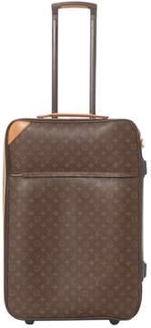 Louis Vuitton Pegase cloth travel bag