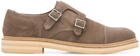 Eleventy buckle loafers