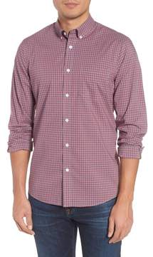 Nordstrom Tech-Smart Trim Fit Check Sport Shirt