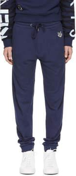 Kenzo Navy Tiger Crest Lounge Pants