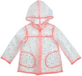 Osh Kosh Oshkosh Bgosh Baby Girl Hooded Lightweight Rain Jacket
