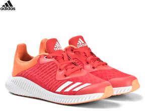 adidas Red and Orange FortaRun Trainers