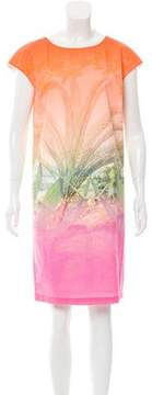 Class Roberto Cavalli Tropical Print Mini Dress w/ Tags