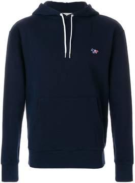 MAISON KITSUNÉ drawstring hoodie