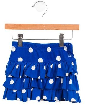 Sonia Rykiel Girls' Polka Dot Skirt