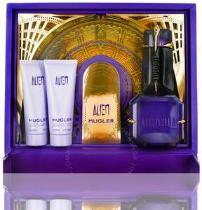 Thierry Mugler Alien Golden Treasure Gift Set (w)