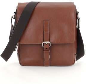 Fossil Davis Leather Small Tablet Messenger Bag