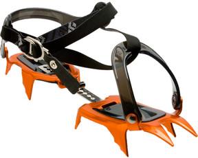 Black Diamond Neve Strap Crampons with ABS