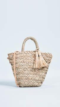Hat Attack Petite Seagrass Tote Bag
