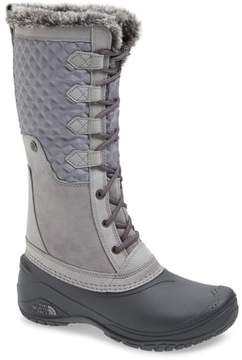 The North Face Shellista III Tall Waterproof Insulated Winter Boot