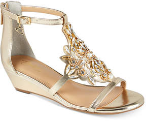 Thalia Sodi Jamee Wedge Sandals, Created For Macy's Women's Shoes