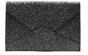 Banana Republic Glitter Expandable Envelope Clutch