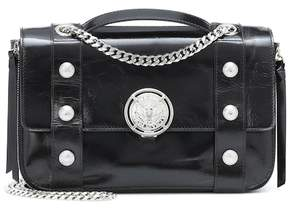 Balmain Patent leather shoulder bag