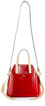 Marni Medium Leather Tote