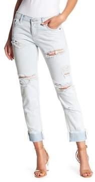 One Teaspoon Hampton Free Love Distressed Boyfriend Jeans
