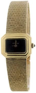 Corum 18K Yellow Gold Watch