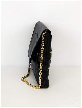 Ralph Lauren by Ralph Black Chain Purse