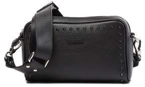 Mario Valentino Valentino By Mila Preciosa Leather Crossbody Bag
