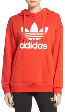 Women's Adidas Originals Trefoil Hoodie
