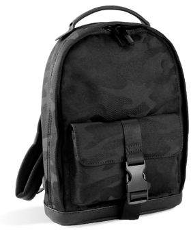 KENDALL + KYLIE Atlas Mini Camo Backpack