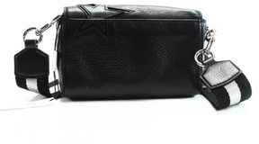 Marc Jacobs Black Star Patchwork Leather Crossbody Bag Purse - BLACKS - STYLE
