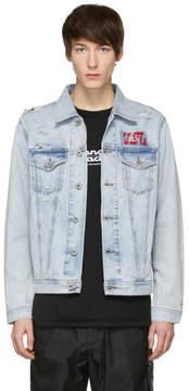 Diesel Blue N-Hill Denim Jacket
