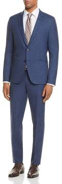 HUGO Arti/Hesten Slim Fit Shadow Check Suit