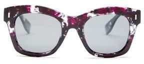 Joe's Jeans Women's Squared Cat Eye 51mm Sunglasses