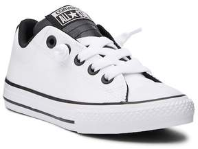 Converse Chuck Taylor All Star Street Slip-On Sneaker (Little Kid & Big Kid)