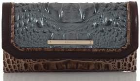 Brahmin Davos Collection Soft Checkbook Wallet