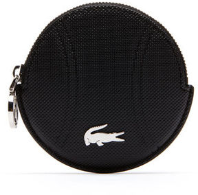 Lacoste Women's Daily Classic Fine Piqu Grains Tennis Ball Coin Pouch
