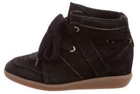 Etoile Isabel Marant Isabel Marant Bobby Wedge Sneakers