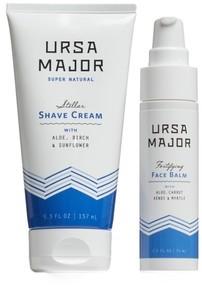Ursa Major The Mister Shave Shaving Cream & Face Balm Set