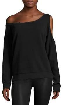 RtA Willow Cutout Sweatshirt