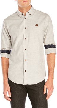 Moods of Norway Alan Vik Classic Fit Button-Down Shirt