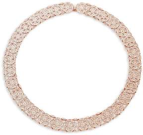Adriana Orsini Women's Anise Crystal Collar Necklace