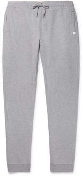 Derek Rose Devon Tapered Brushed-Cotton Jersey Sweatpants
